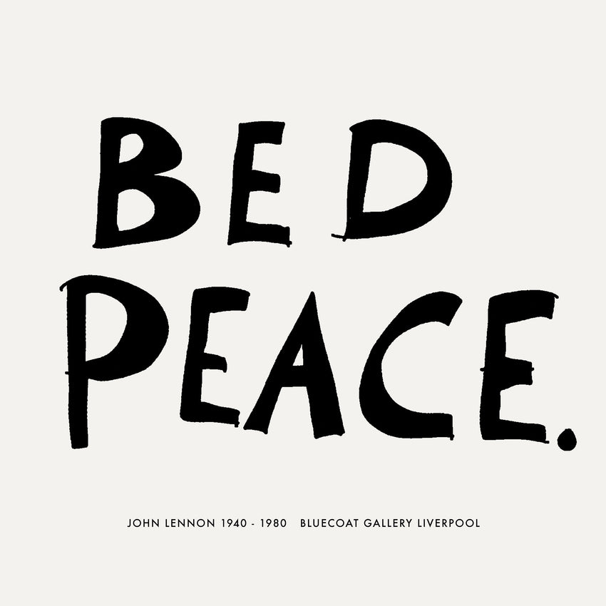 Bed Peace - Bluecoat Gallery, Liverpool