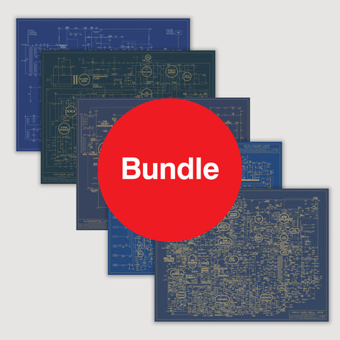 Blueprints: Special Offer Bundle - Full Collection