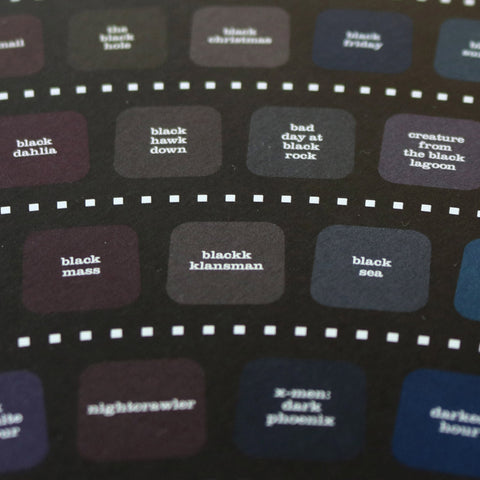 The Colour of Cinema - Original Open Edition