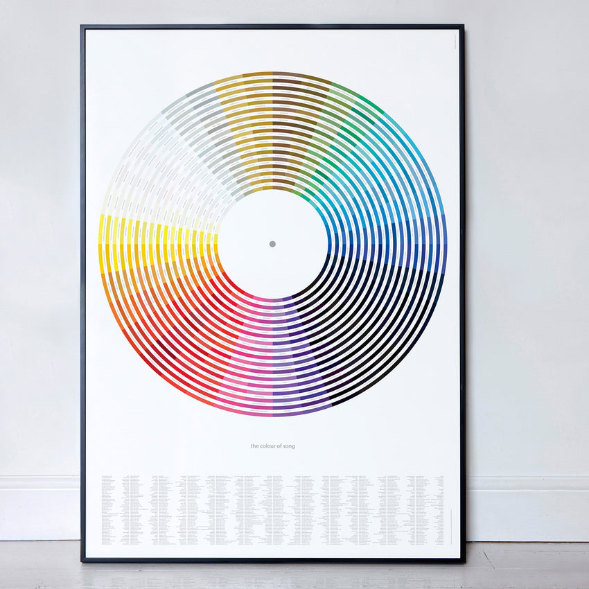 The Colour of Song - Signed Limited Edition