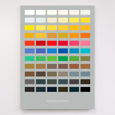 The Colour of The Beatles - Special Edition