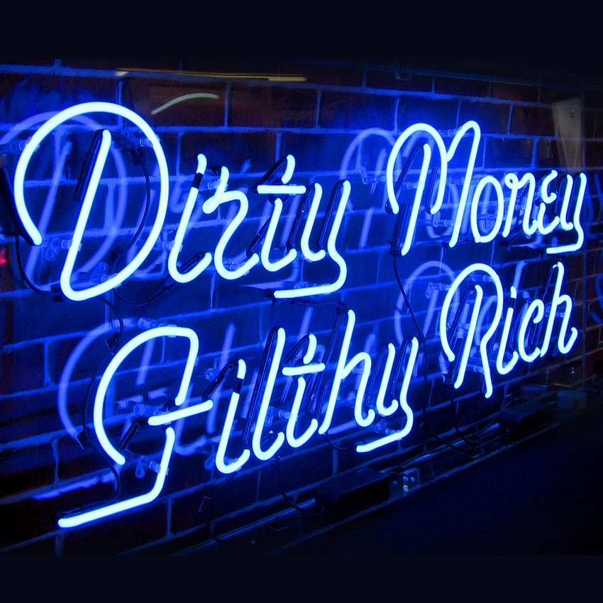 Image result for Dirty money