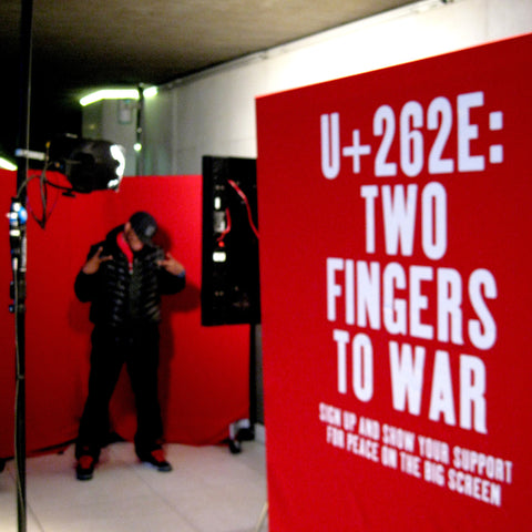 U+262E Digital Installation - Southbank Centre, London