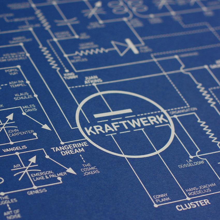 Electric love blueprint a history of electronic music dorothy electric love blueprint a history of electronic music malvernweather Choice Image