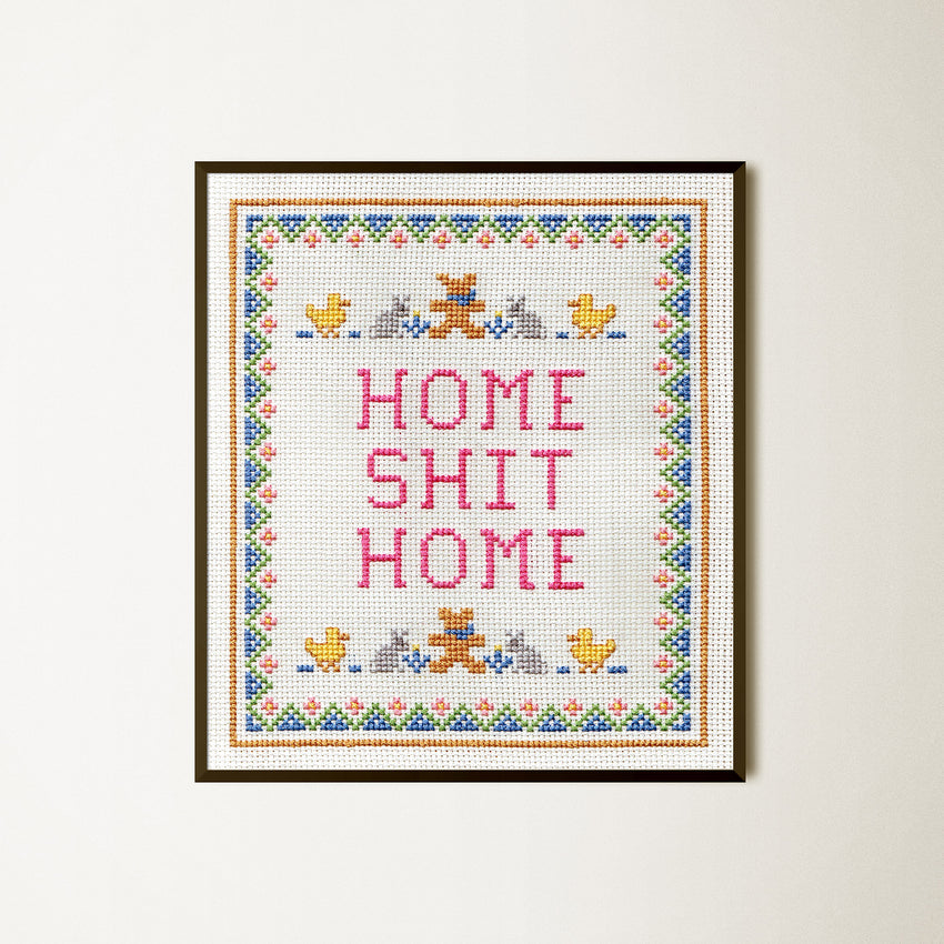 Home Shit Home - Part I