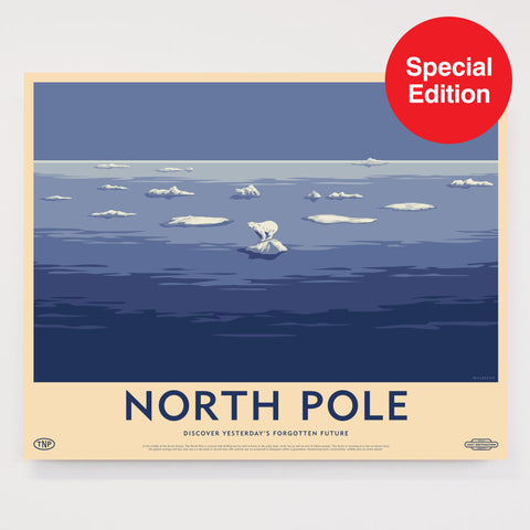 Lost Destination: North Pole