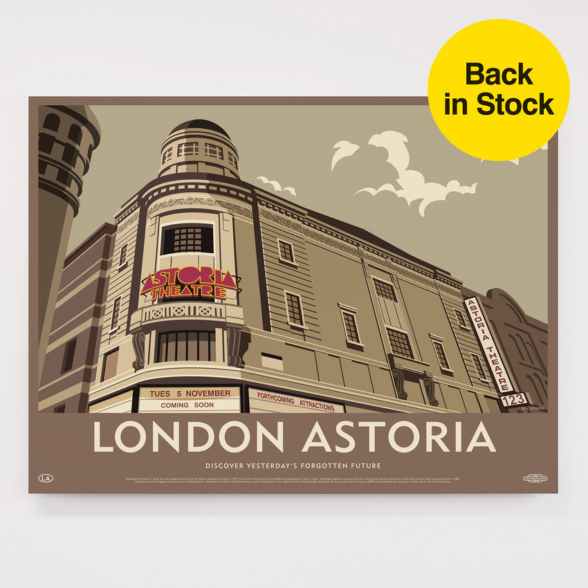 Lost Destination: London Astoria