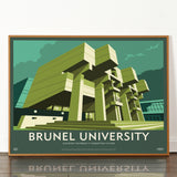 Lost Destination: Brunel University