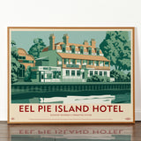 Lost Destination: Eel Pie Island Hotel