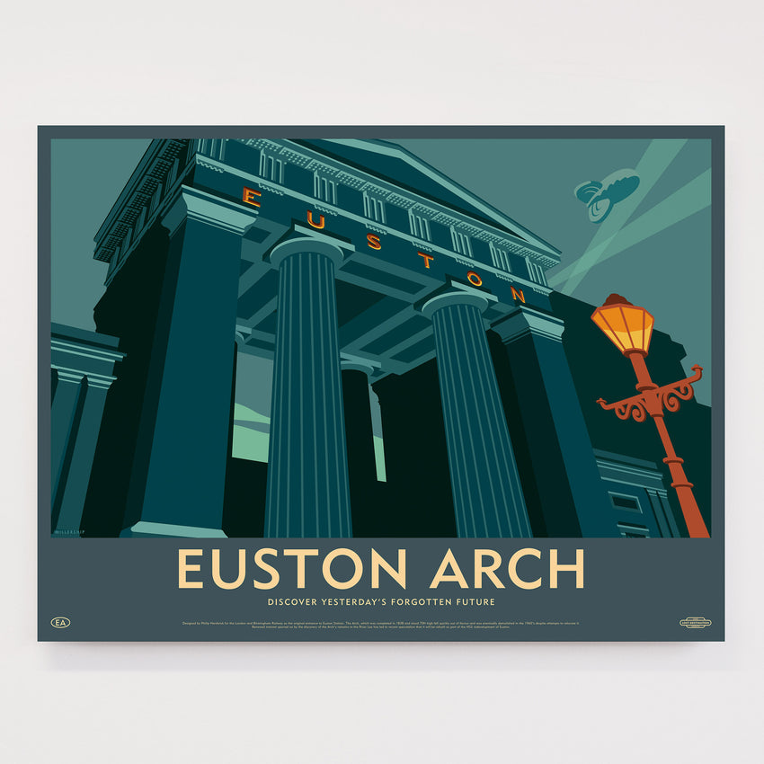 Lost Destination: Euston Arch - Special Edition for LTM