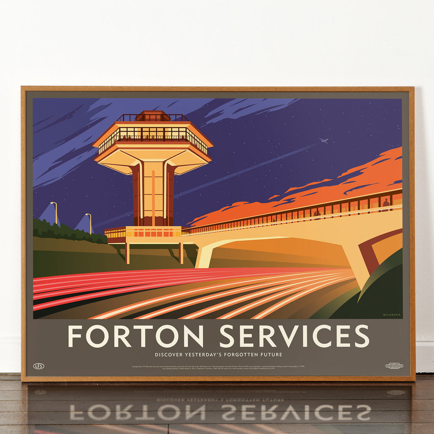 Lost Destination: Forton Services