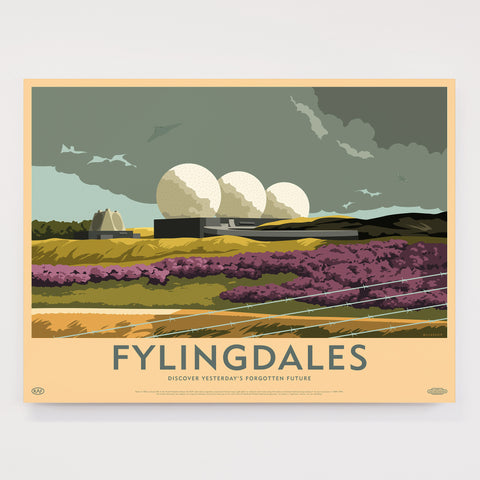 Lost Destination: Fylingdales