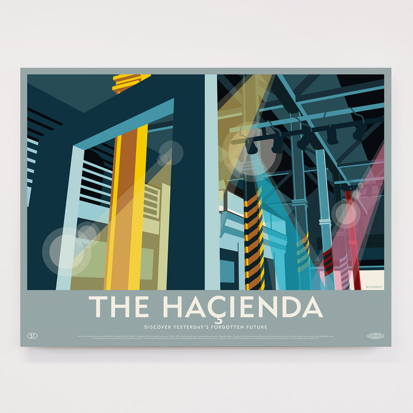 Lost Destination: The Haçienda