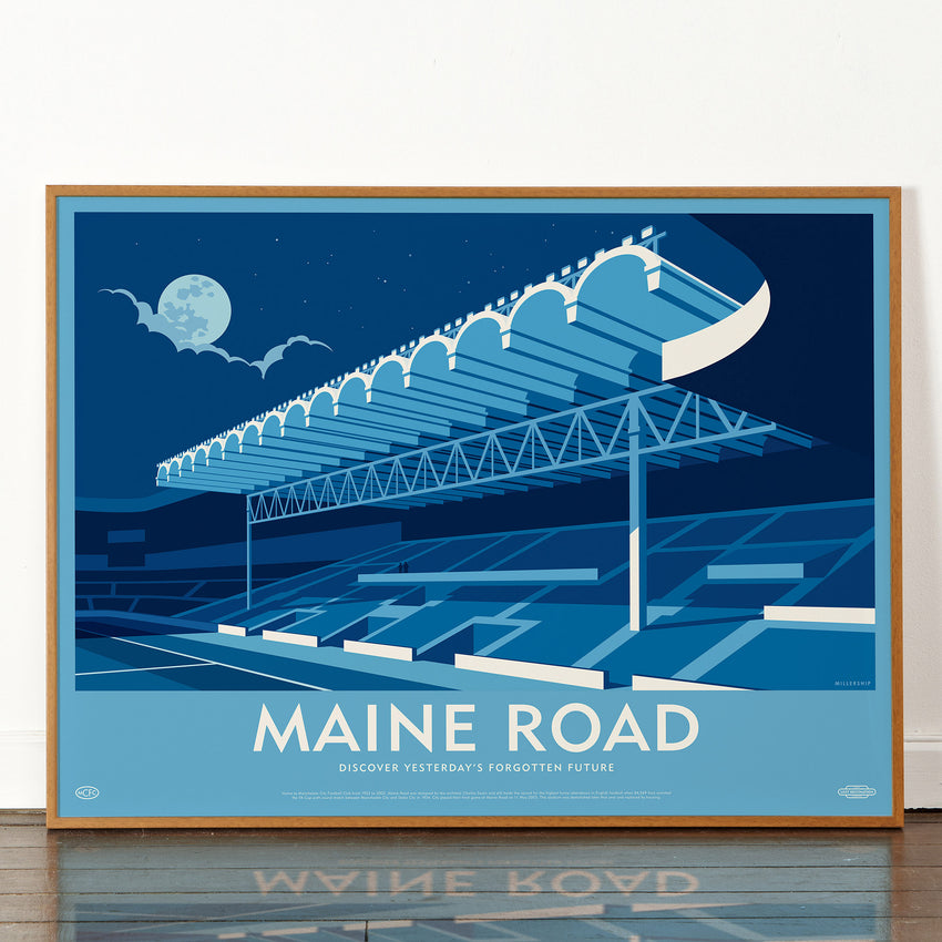 Lost Destination: Maine Road
