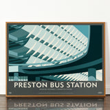 Lost Destination: Preston Bus Station
