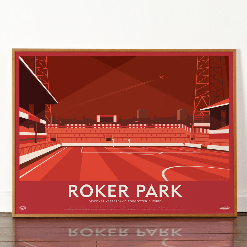 Lost Destination: Roker Park