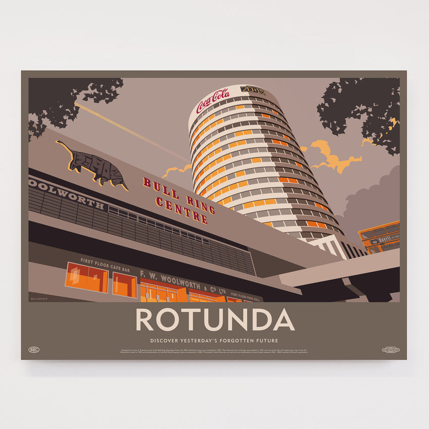 Lost Destination: Rotunda