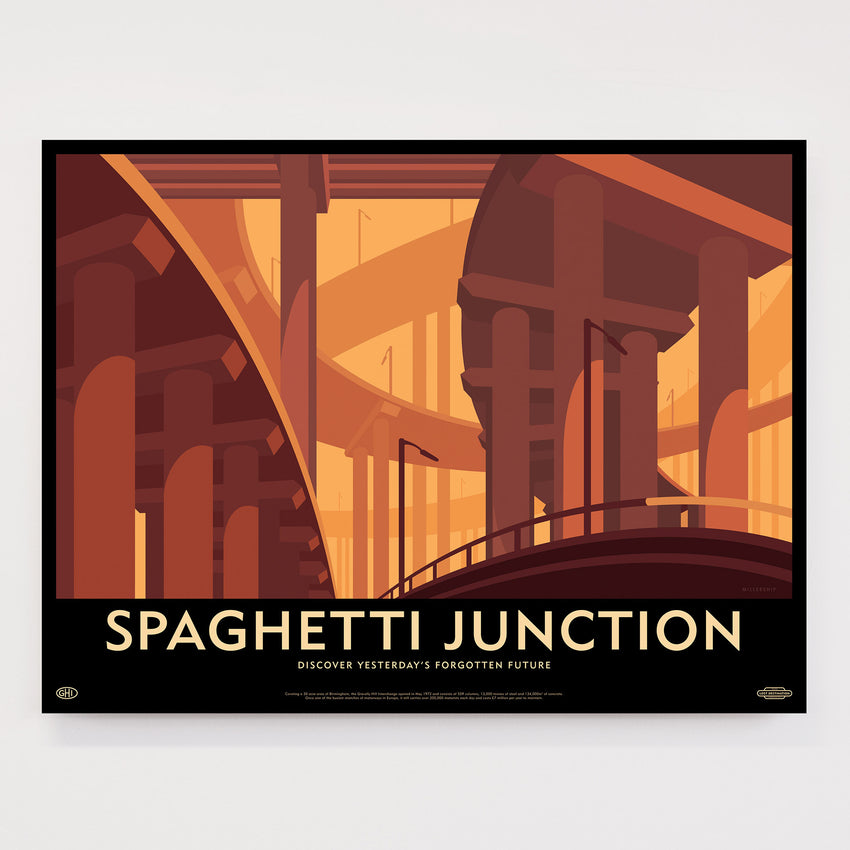 Lost Destination: Spaghetti Junction
