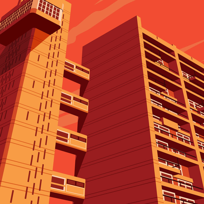 Lost Destination: Trellick Tower
