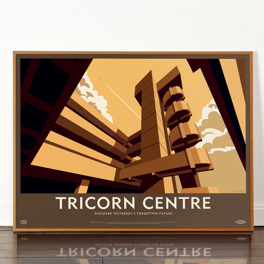 Lost Destination: Tricorn Centre