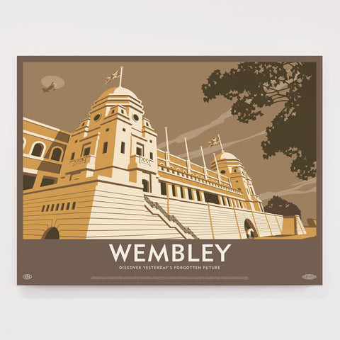 Lost Destination: Wembley