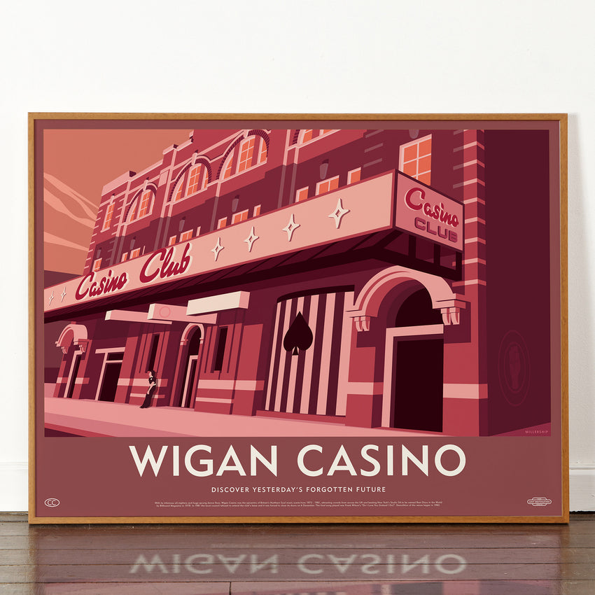 Lost Destination: Wigan Casino