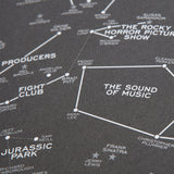 Hollywood Star Chart: Modern Day - Original Open Edition