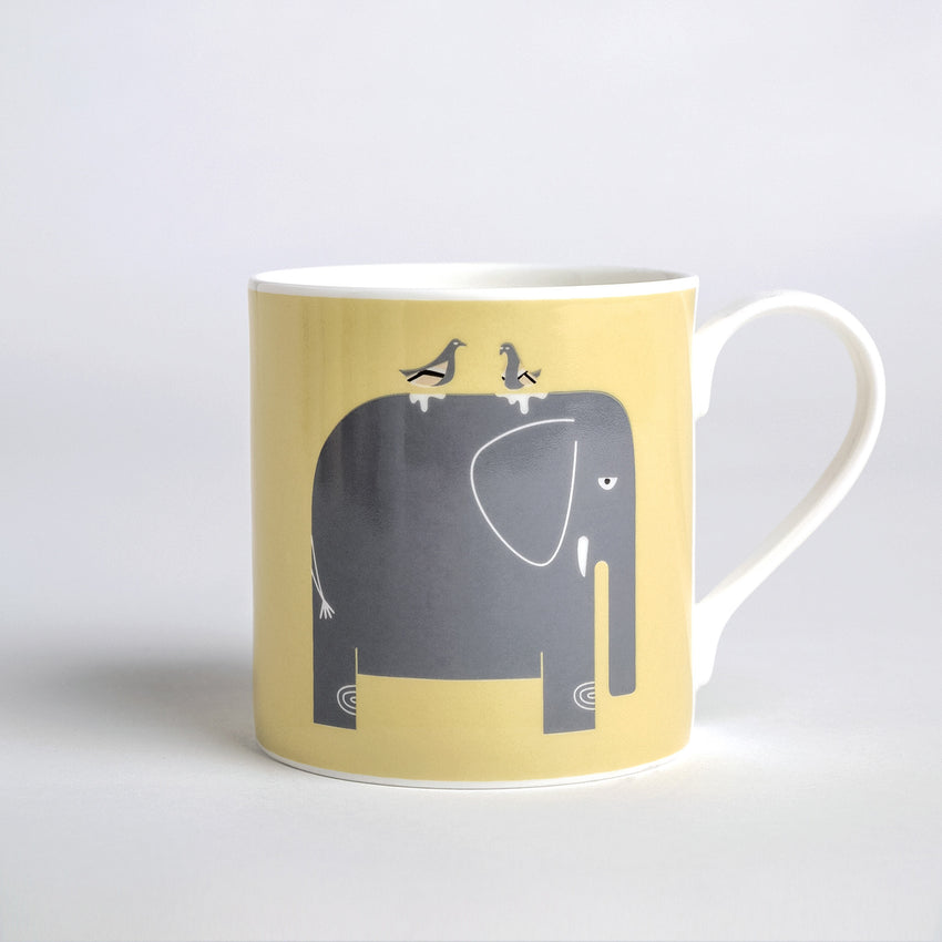 Rock 'N Roll Zoo: Elephant Stone - Mug