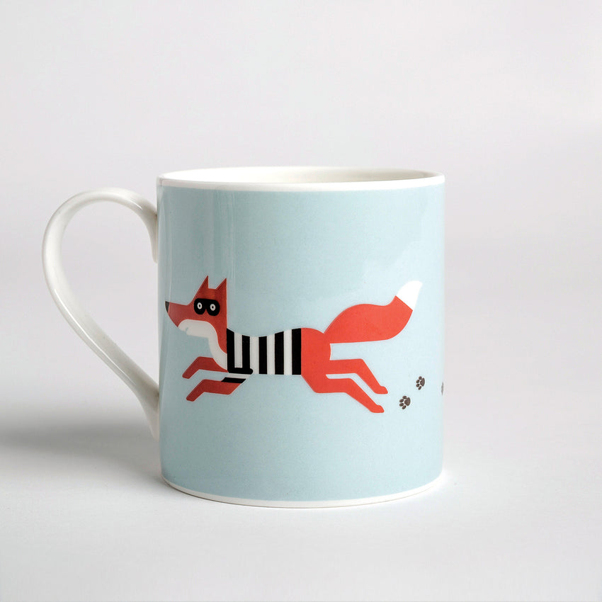 Rock 'N' Roll Zoo: Fox On The Run - Mug