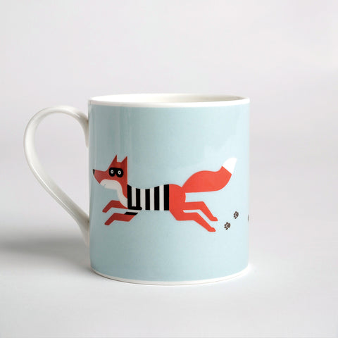 Rock 'N Roll Zoo: Fox On The Run - Mug