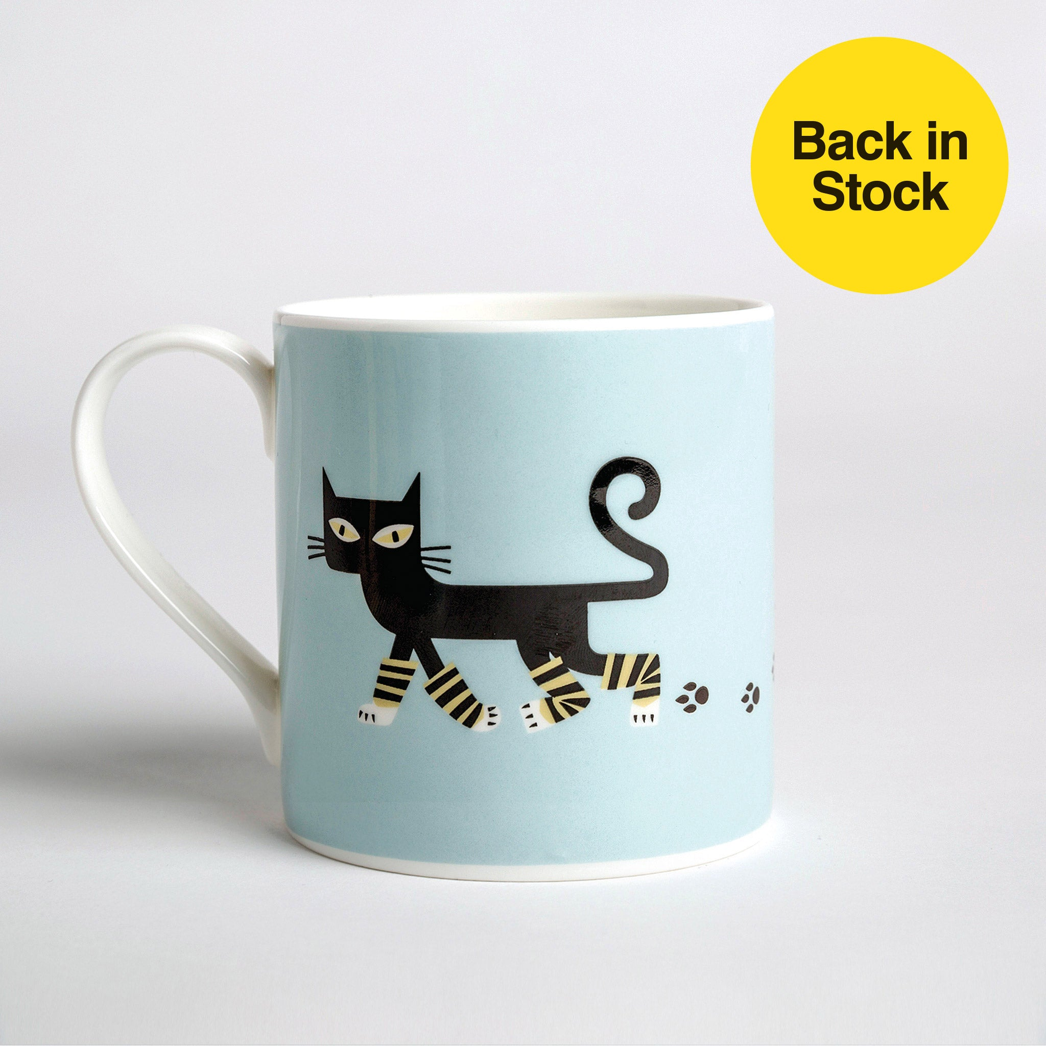 Rock 'N Roll Zoo: Tiger Feet - Mug