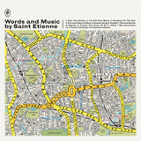 Words and Music by Saint Etienne - Album Cover for Heavenly Records and Universal