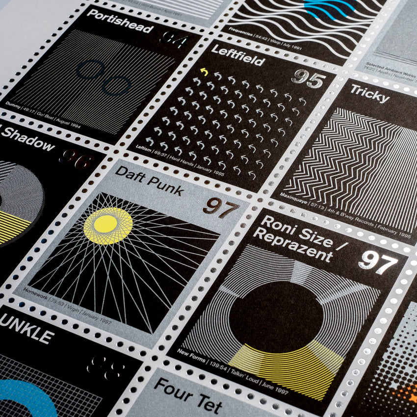 Stamp Albums: Electronic