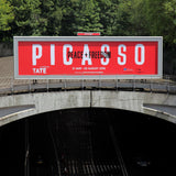 Picasso: Peace and Freedom - Campaign and merchandise for Tate Liverpool