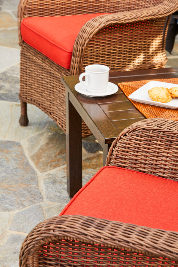 Hacienda 3pc Seating Set