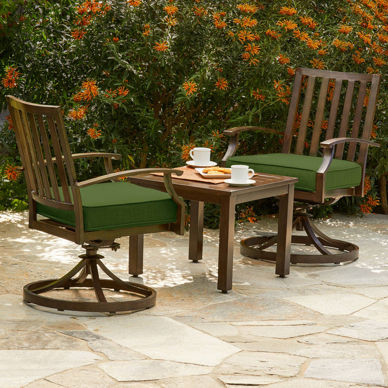 Bridgeport 3pc Bistro Set