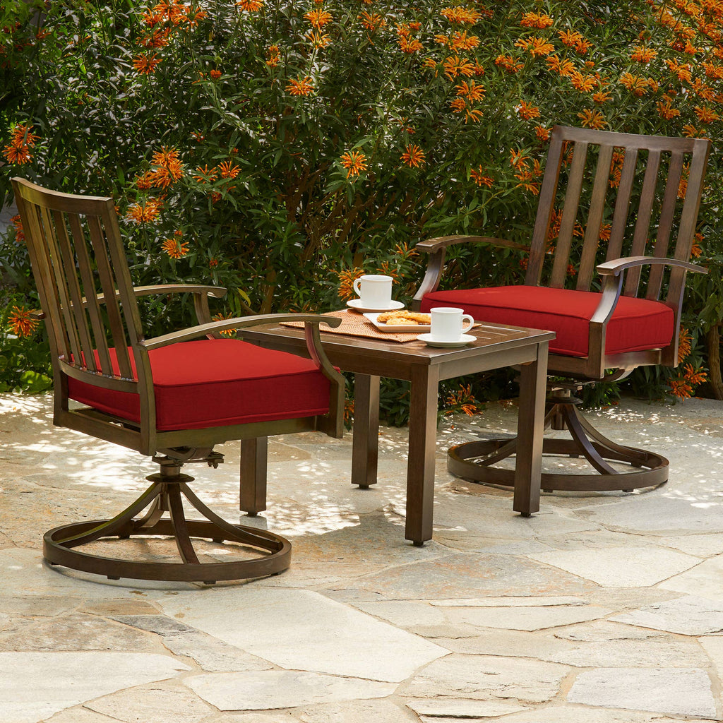 Arbor Ridge 3-Piece Bistro Set