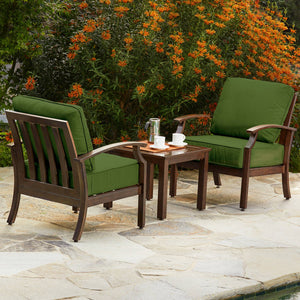Bridgeport 3pc Seating Set