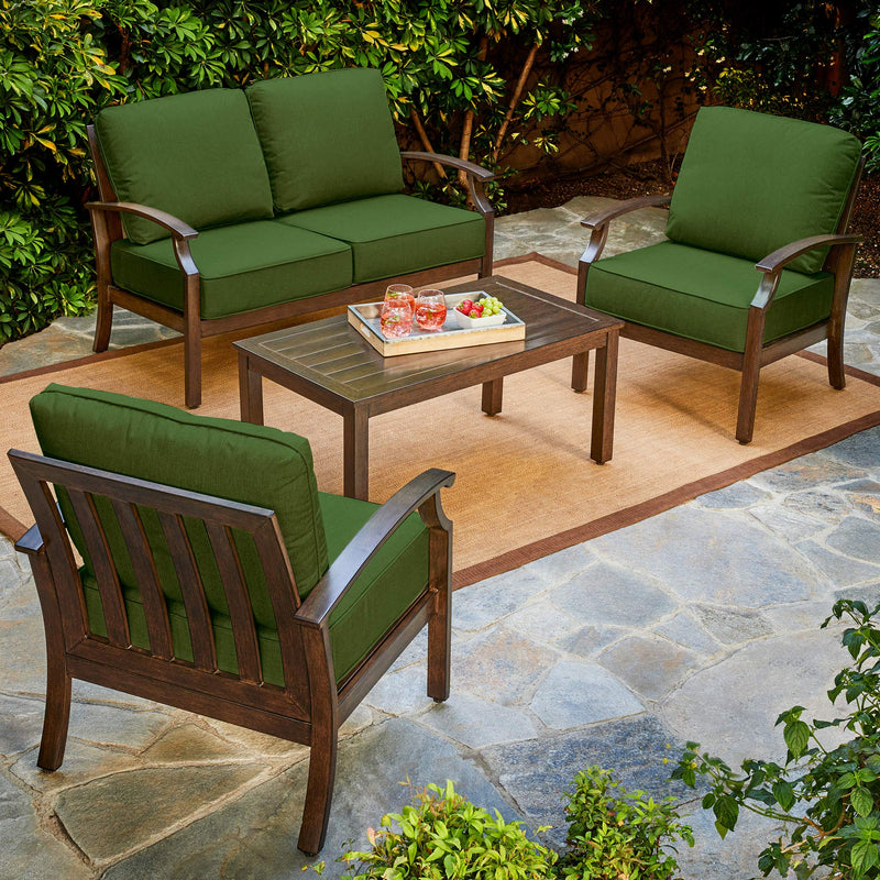 Bridgeport 4pc Conversation Set