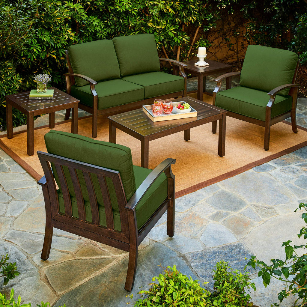 Arbor Ridge 6-Piece Conversation Set
