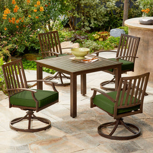 Bridgeport 5pc Motion Dining Set