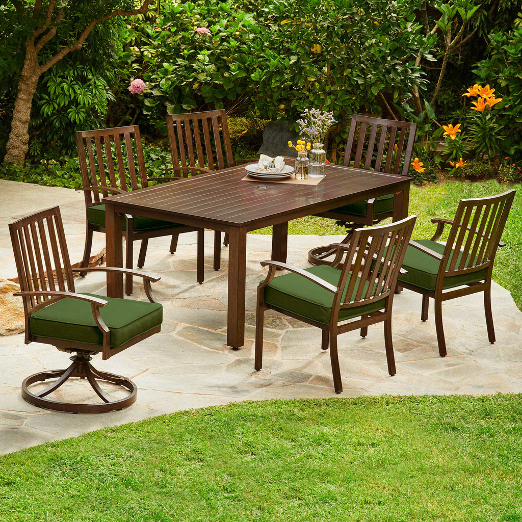 Arbor Ridge 7-Piece Dining Set
