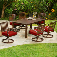 Load image into Gallery viewer, Bridgeport 7pc Motion Dining Set