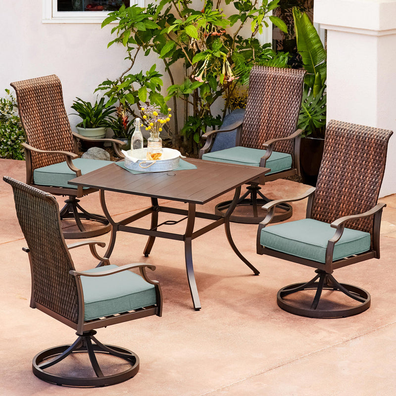 Rhone Valley 5pc Motion Dining Set