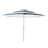 7.5' White Pole Market Umbrella