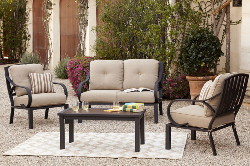 Norman 4 piece Seating Set