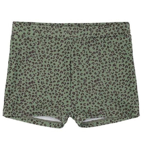 <transcy>Don Swim Pants, Oil Green</transcy>
