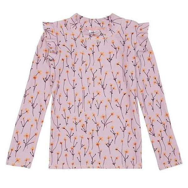 Soft Gallery Baby Fee Sun Shirt, Dawn Pink Buttercup