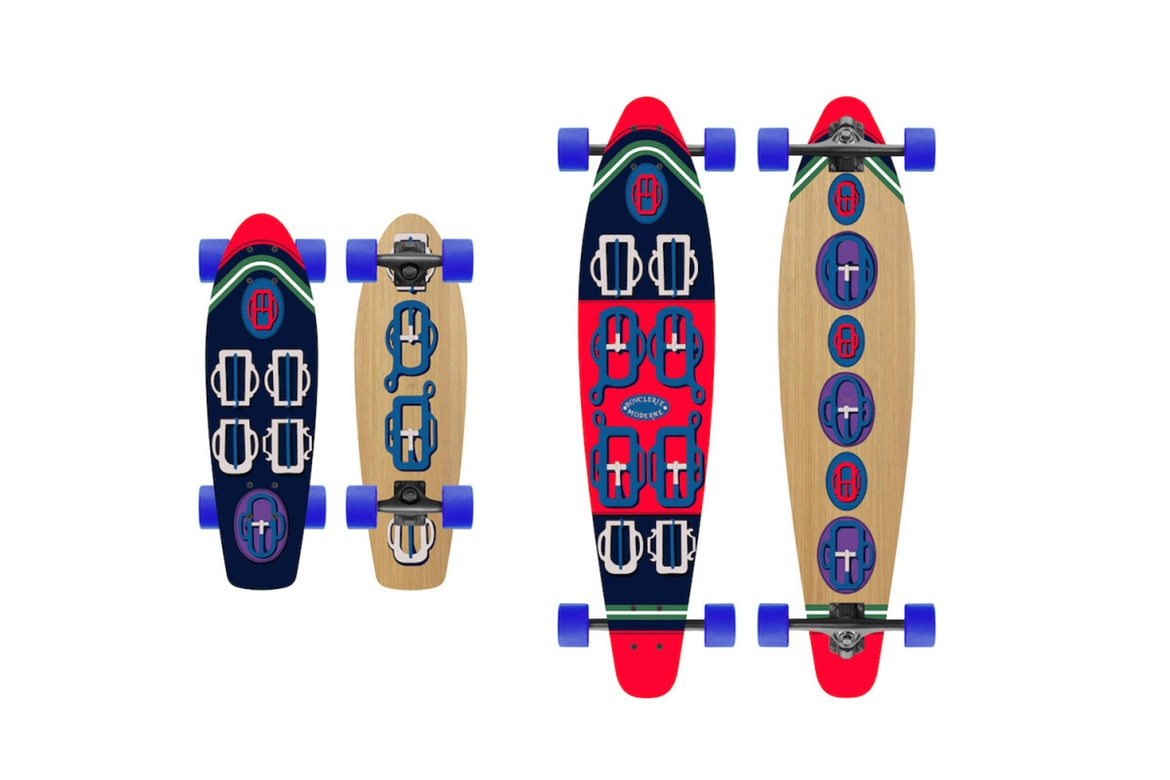 Skate The Outré way With a $3,000 USD Hermès Skateboard or Longboard