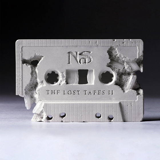 Check Out Nas 'The Lost Tapes 2' Digital Album